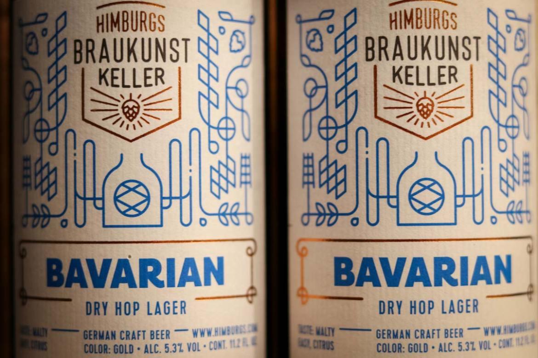 Bavarian Dry Hop Lager