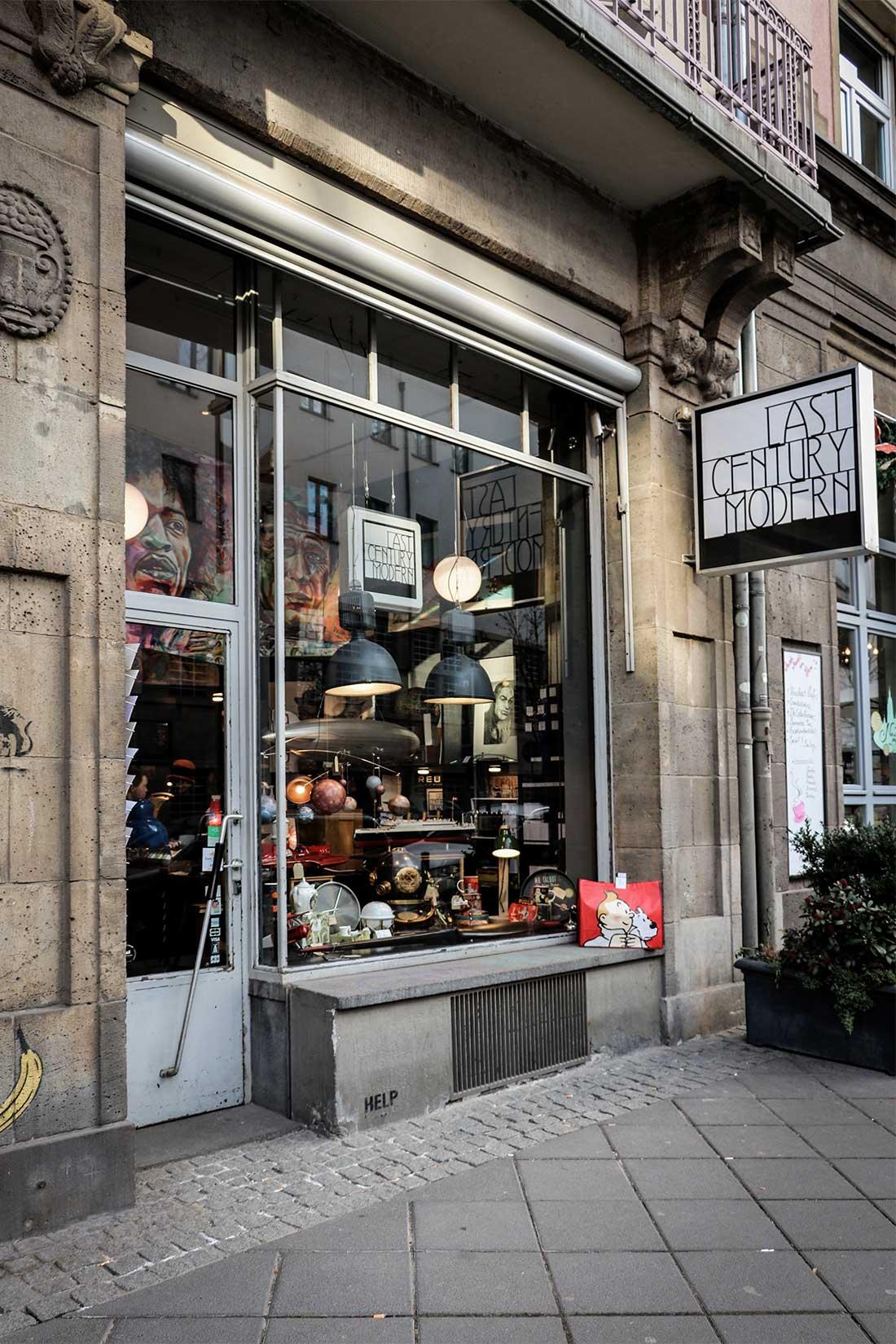 Last Century Modern Store in der Domstraße