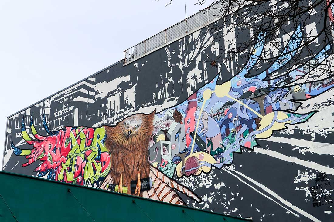 Street Art Frankfurt Naxos