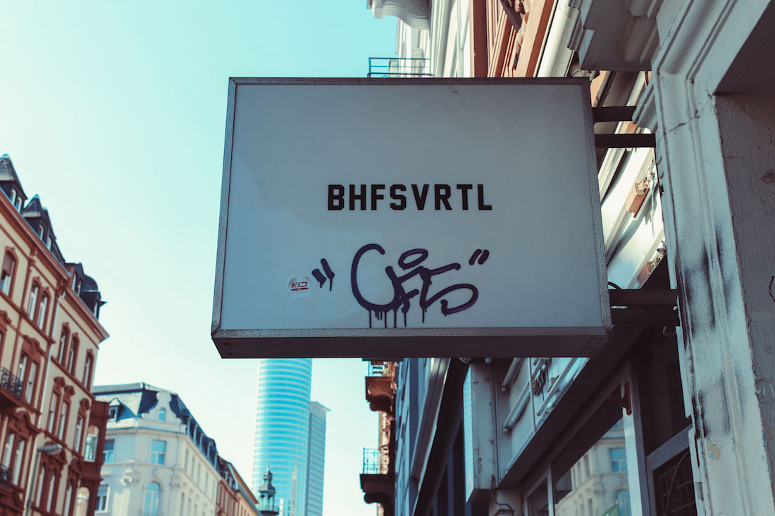 BHFSVRTL Pop-Up Store