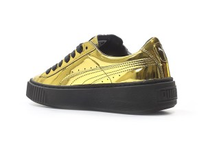 Puma Creepers gold