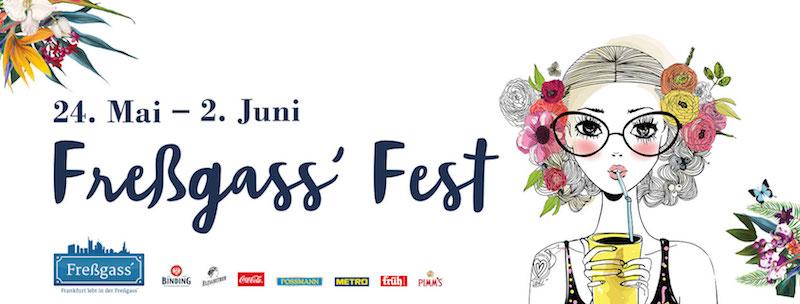 Freßgass Fest 2017