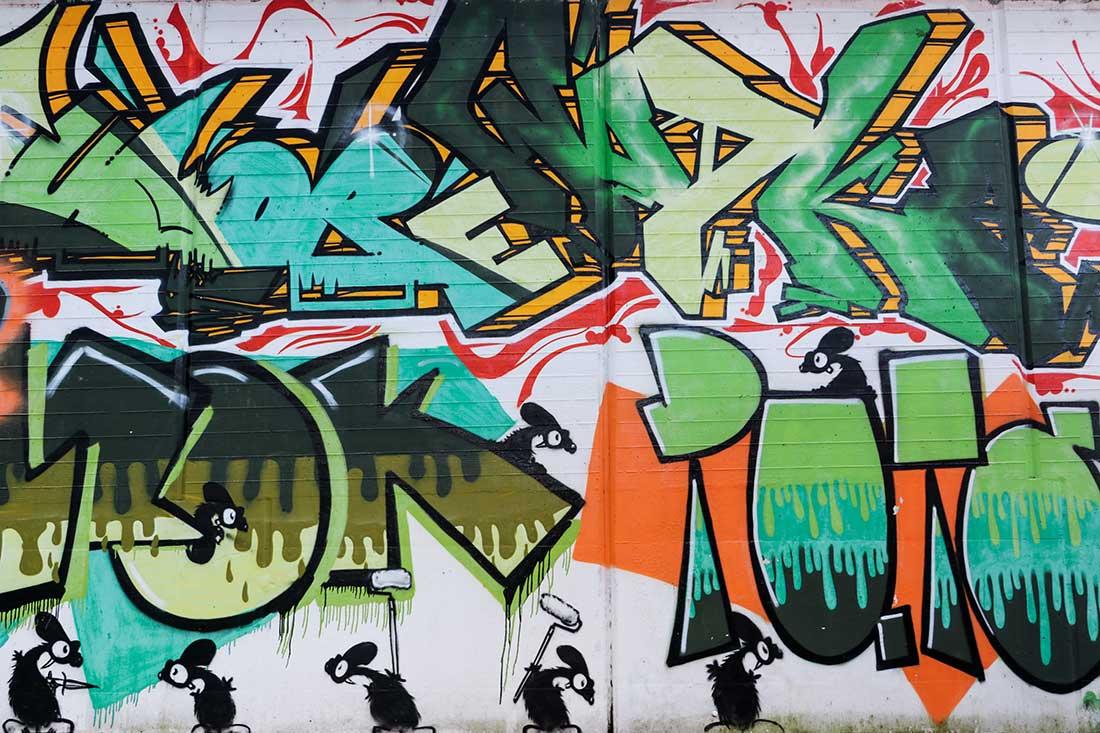 Street Art Frankfurt Höchst