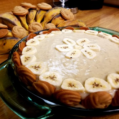 Lactose and Gluten Free Banana Cream Pie
