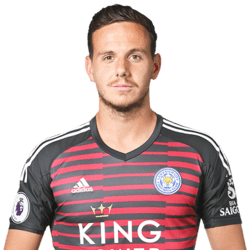 Picture of the 1.91 m (6 ft 3 in) tall Welsh goalkeeper of Leicester City