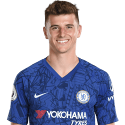 Picture of the 1.78 m (5 ft 10 in) tall English attacking midfielder of Chelsea