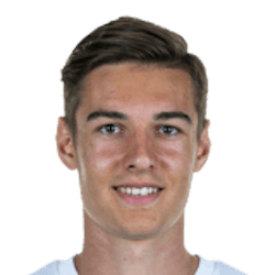 Picture of the 1.83 m (6 ft 0 in) tall German  midfielder of Borussia Mönchengladbach