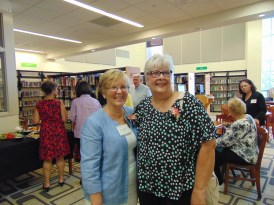Kay Wynne Stock and June Heyer '68