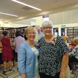 Kay Wynne Stock and June Heyer '68