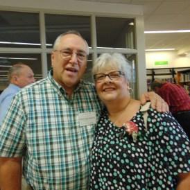 Steven McCormick and June Heyer '68