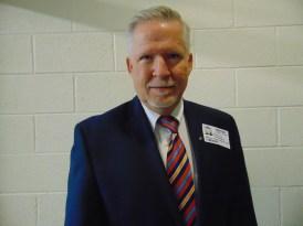 Speaker Dan Fraley, Director of Military Affairs of Bucks County