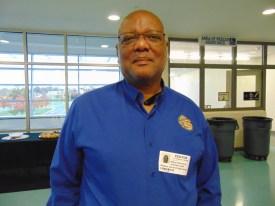Speaker William Blackman of Survivor Outreach Services