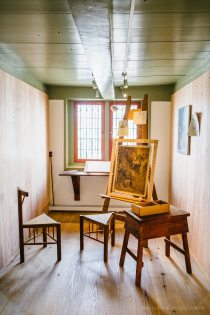 Student room in Rembrandt's House