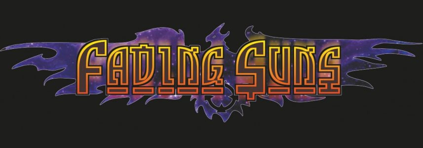 New Fading Suns project first draft in!