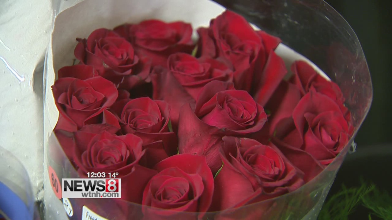 Cold Valentine's Day not good for florists