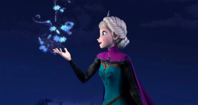 Disney Frozen Elsa_81318