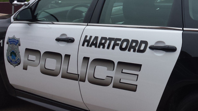 Hartford Police car_80606