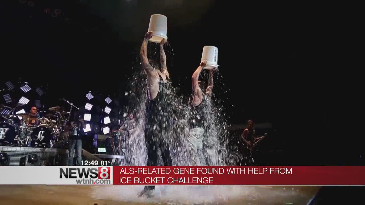 Ice Bucket Challenge leads to discovery of new ALS breakthrough