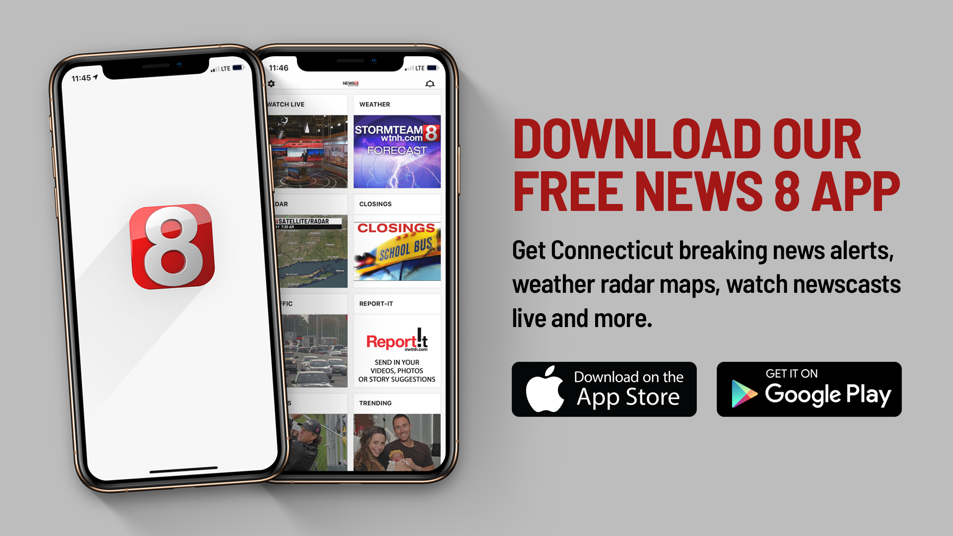 Get the News 8 App Free