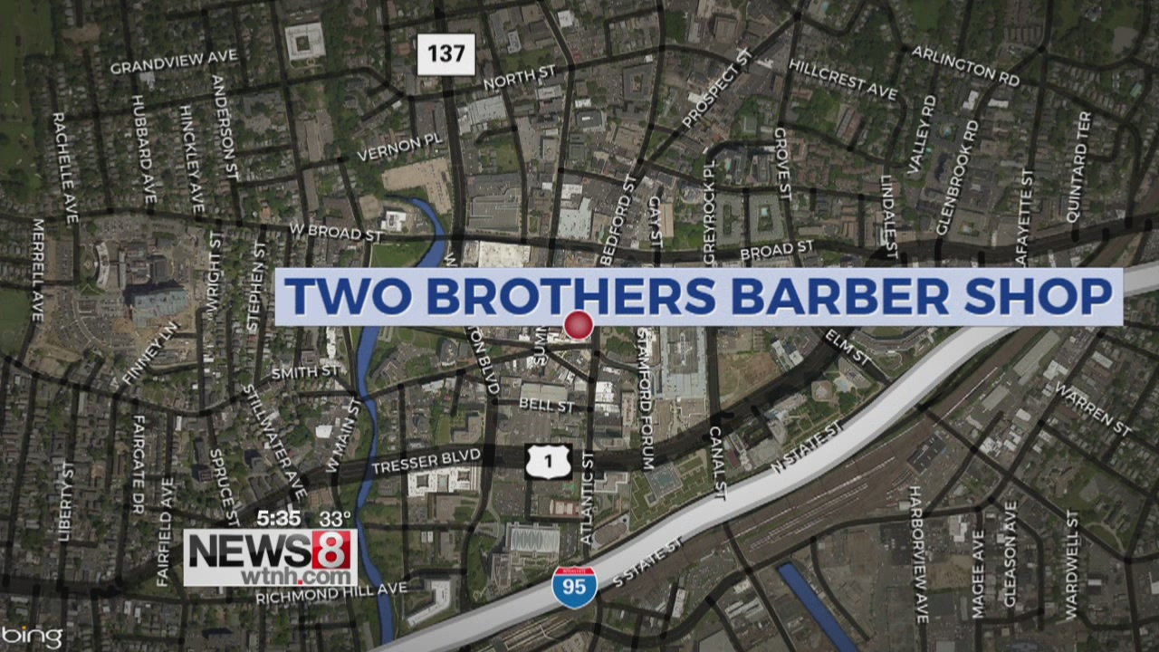 Man shot in neck when gunman opens fire at barbershop