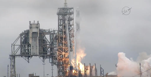 SpaceX Launch_401589