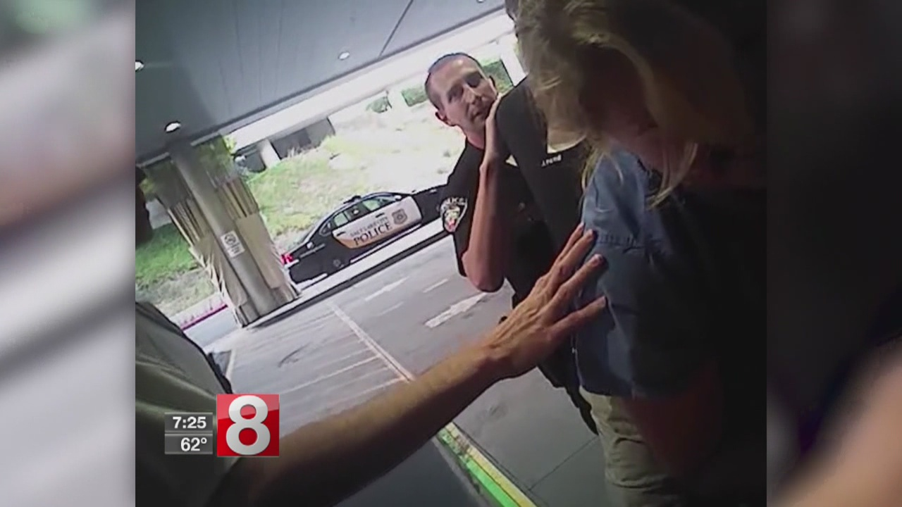 2nd Utah police officer on paid leave over nurse arrest