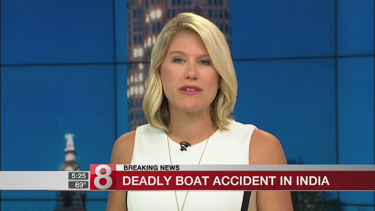 Boat capsizes in Indian river, killing 19; about 31 missing