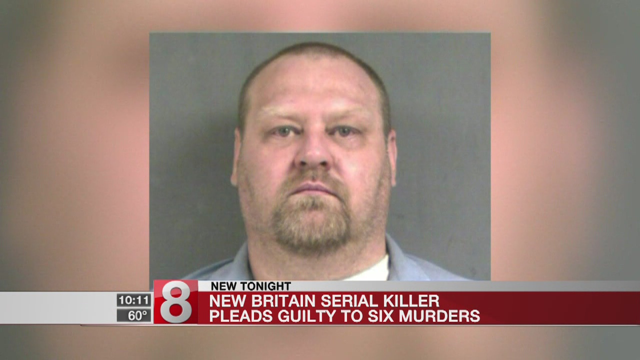 Drifter pleads guilty to killing 6 people in Connecticut