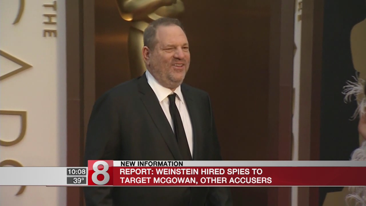 Harvey Weinstein hired elite intelligence agency to target accuser Rose McGowan, others: Source