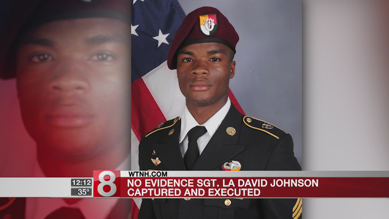 Report: US soldier fought to end after ambush in Niger