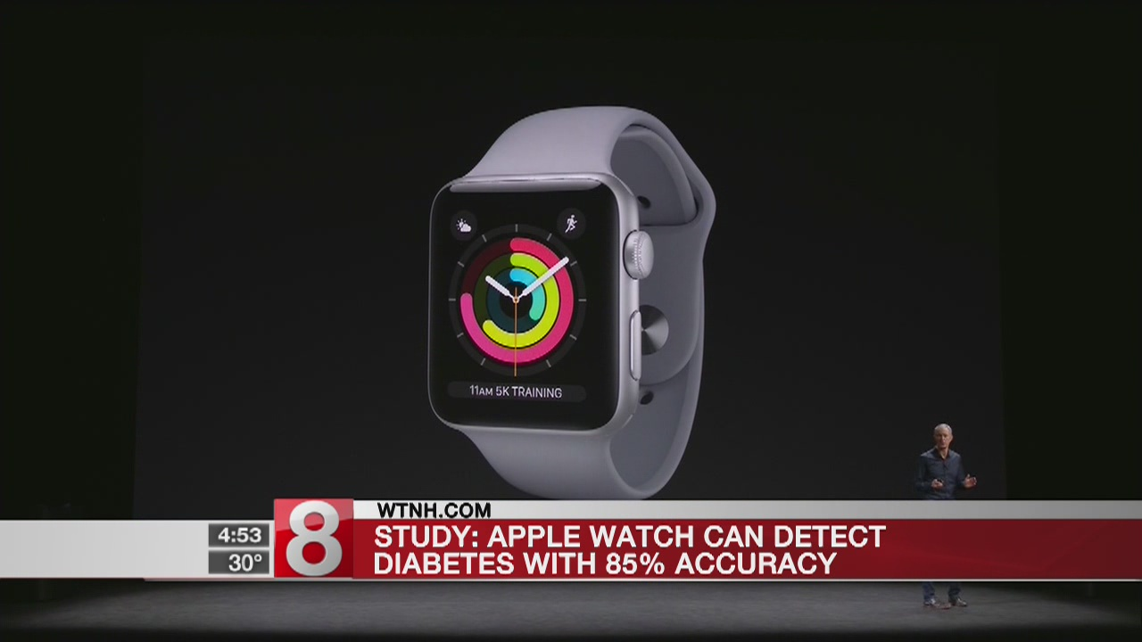 Apple Watch can now detect diabetes
