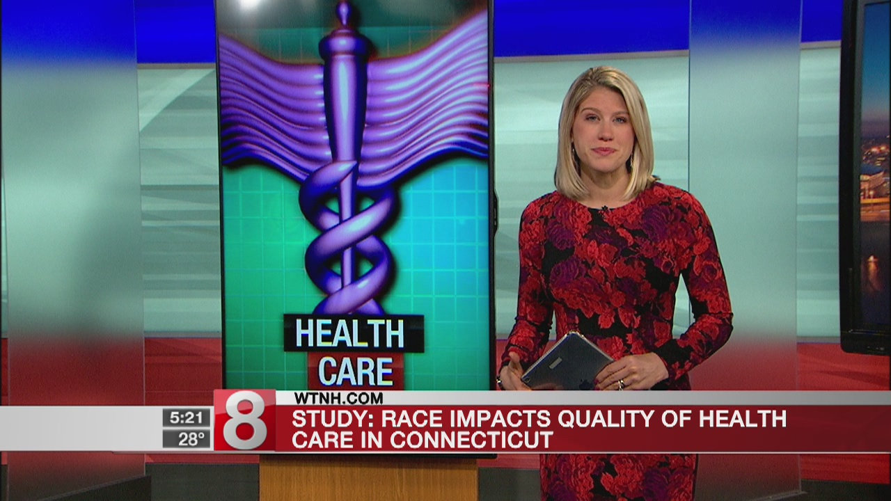 Study: Race impacts quality of health care in Connecticut