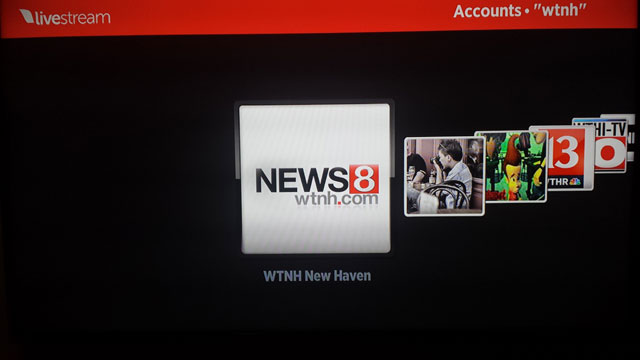 How to watch News 8 on your Roku, Apple-TV, or other