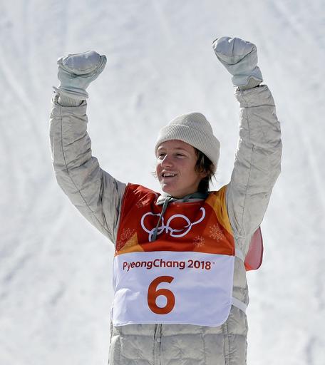 Pyeongchang Olympics Snowboard Men_619685