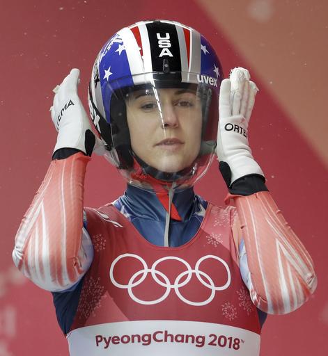 Pyeongchang Olympics Luge_622321