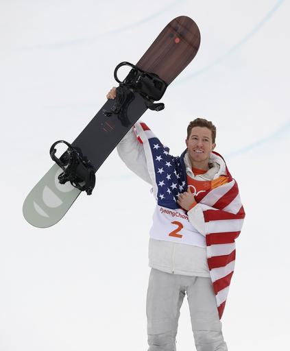 Pyeongchang Olympics Snowboard Men_622164