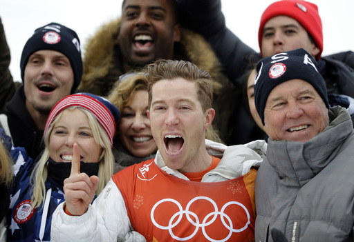 Pyeongchang Olympics Snowboard Men_622367