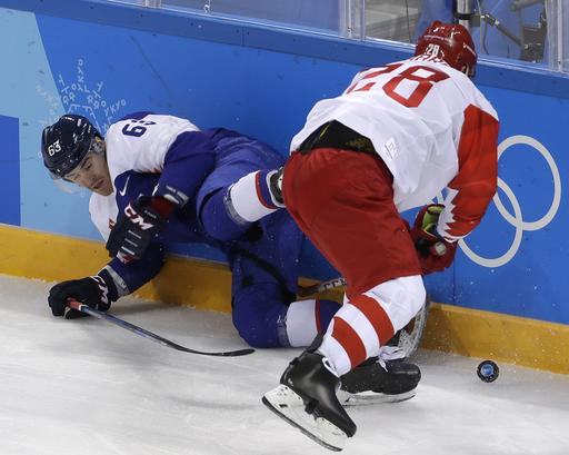 Pyeongchang Olympics Ice Hockey Men_622368
