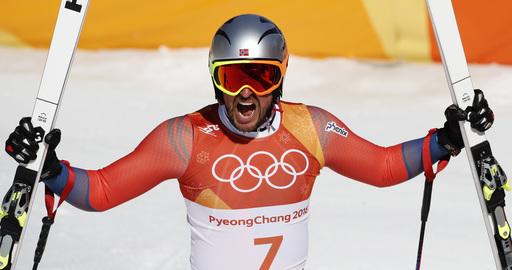 Pyeongchang Olympics Alpine Skiing_623022