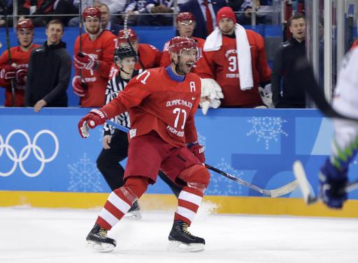 Pyeongchang Olympics Ice Hockey Men_625111
