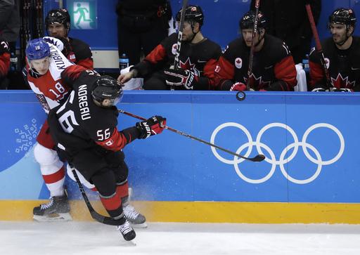 Pyeongchang Olympics Ice Hockey Men_624735