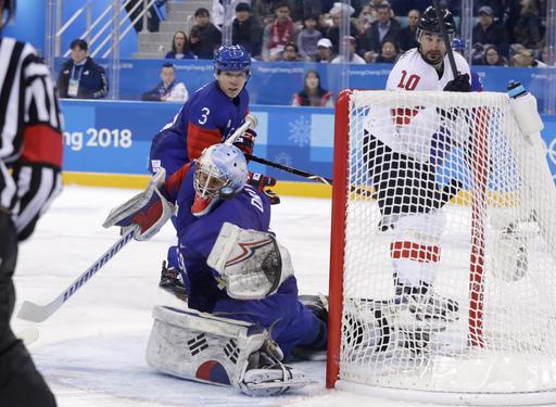 Pyeongchang Olympics Ice Hockey Men_624787