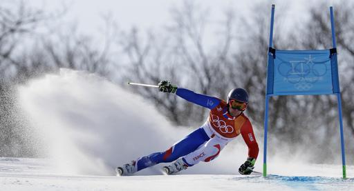 Pyeongchang Olympics Alpine Skiing_625110