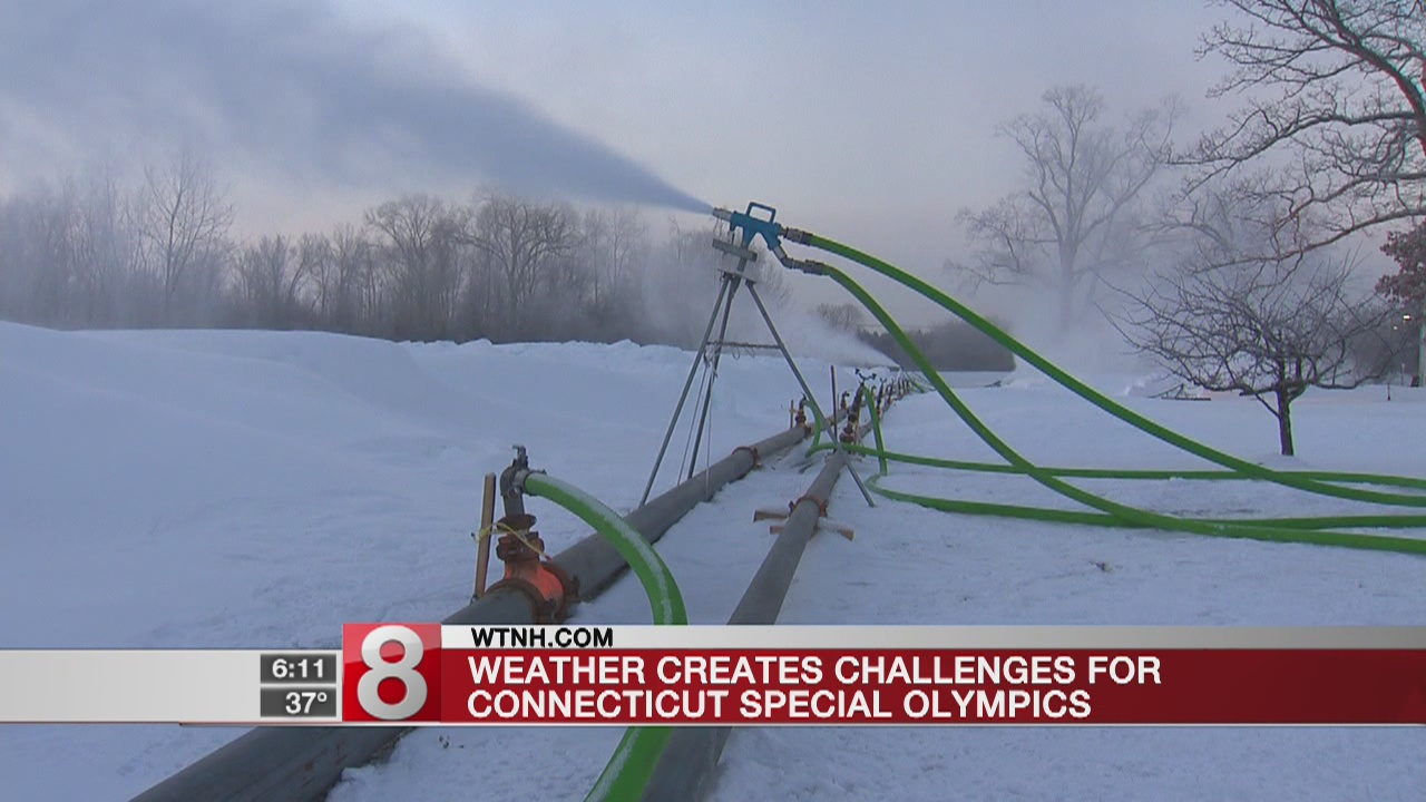 Weather Special Olympics Ct | WTNH com
