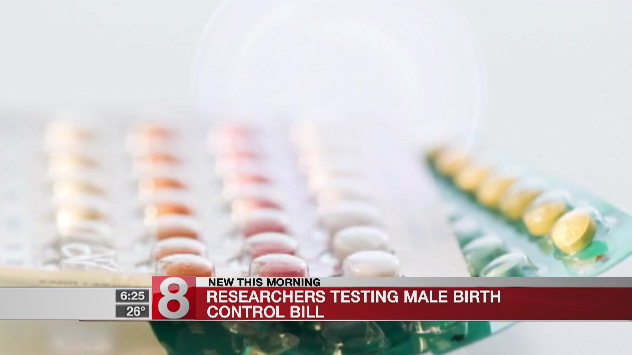 Study: Male birth control pill could be around the corner