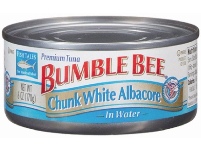 A can of Bumble Bee tuna fish - File _ Photo_ AP_107859