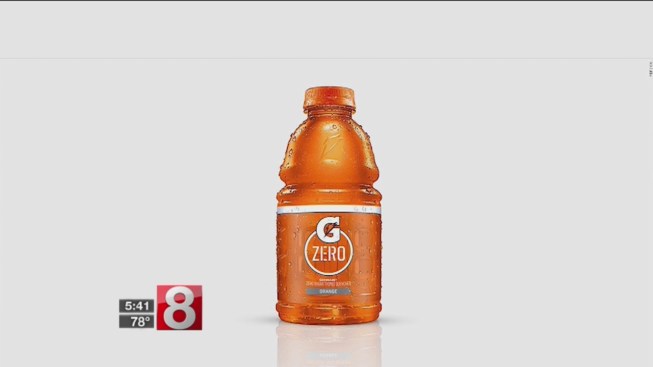 Gatorade is going sugarless for the first time in its 53-year-history