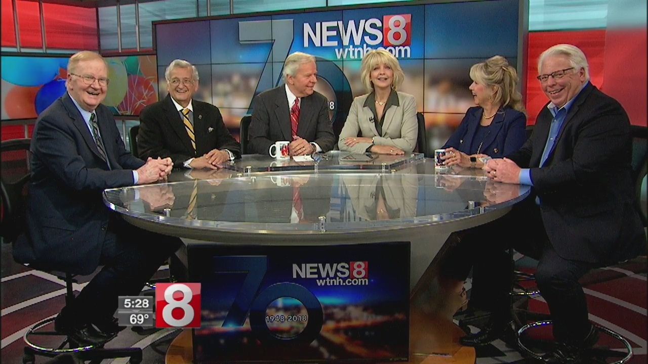 News 8 alumni come back to help us celebrate 70 years - Part 1