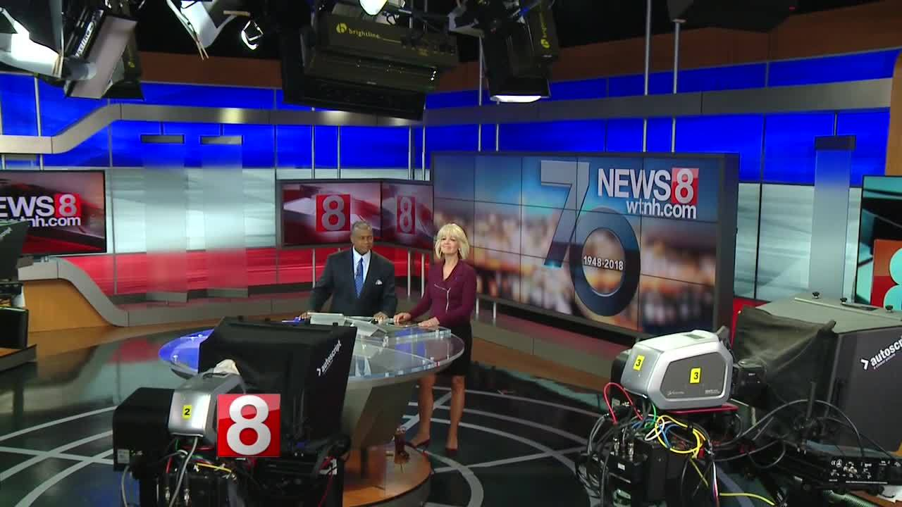 WTNH News 8 Celebrates 70 Years
