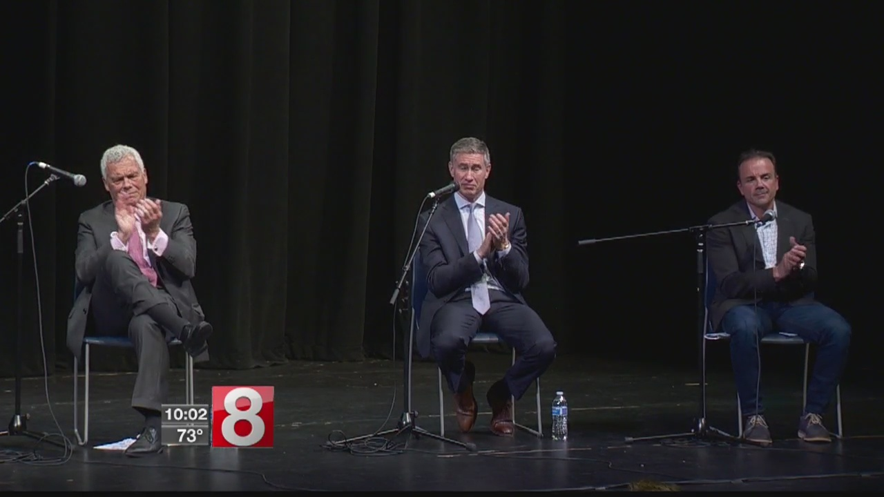 First-of-its-kind gubernatorial forum focuses on arts, music